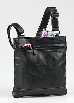 SWINGING LADY GOLFER  PURSE/TOTE