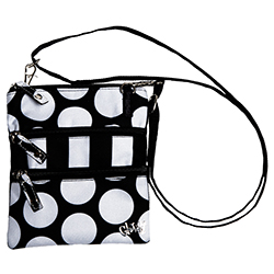 MOD DOT 3 ZIP BAG